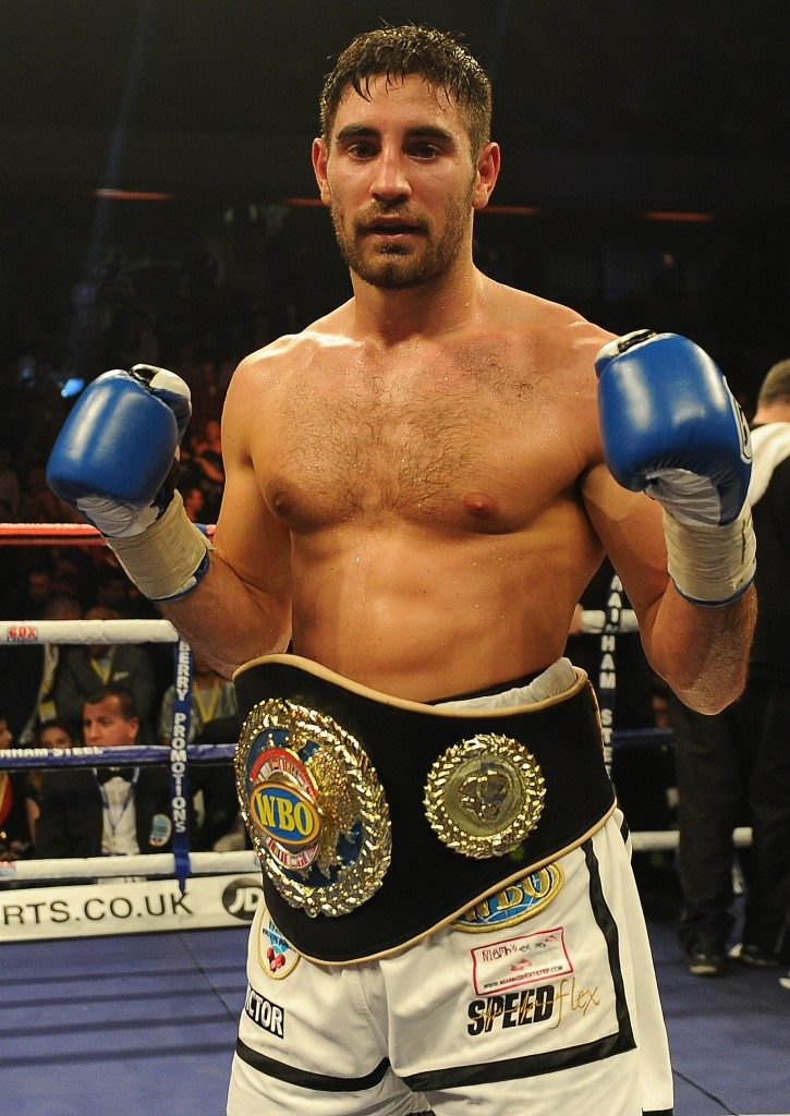 11th vs Horvath - Frank Buglioni
