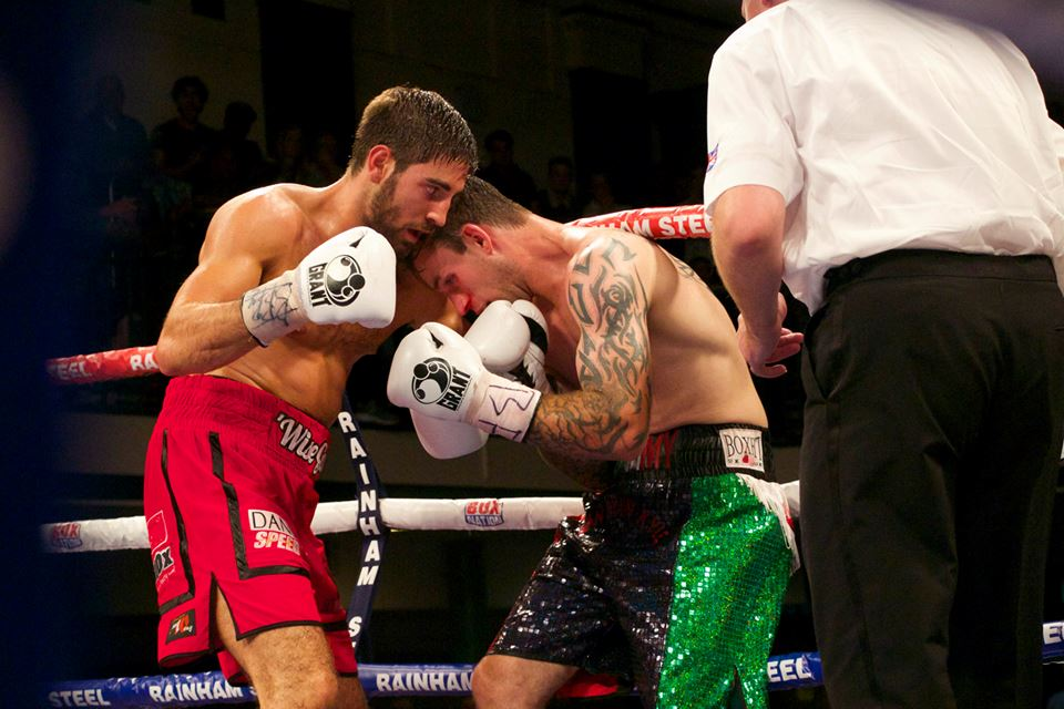 14th vs Couzens - Frank Buglioni