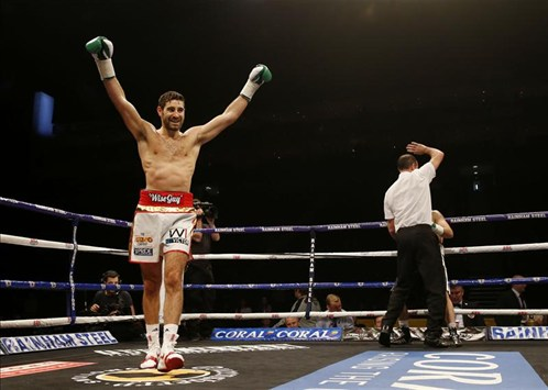 Frank Buglioni fight
