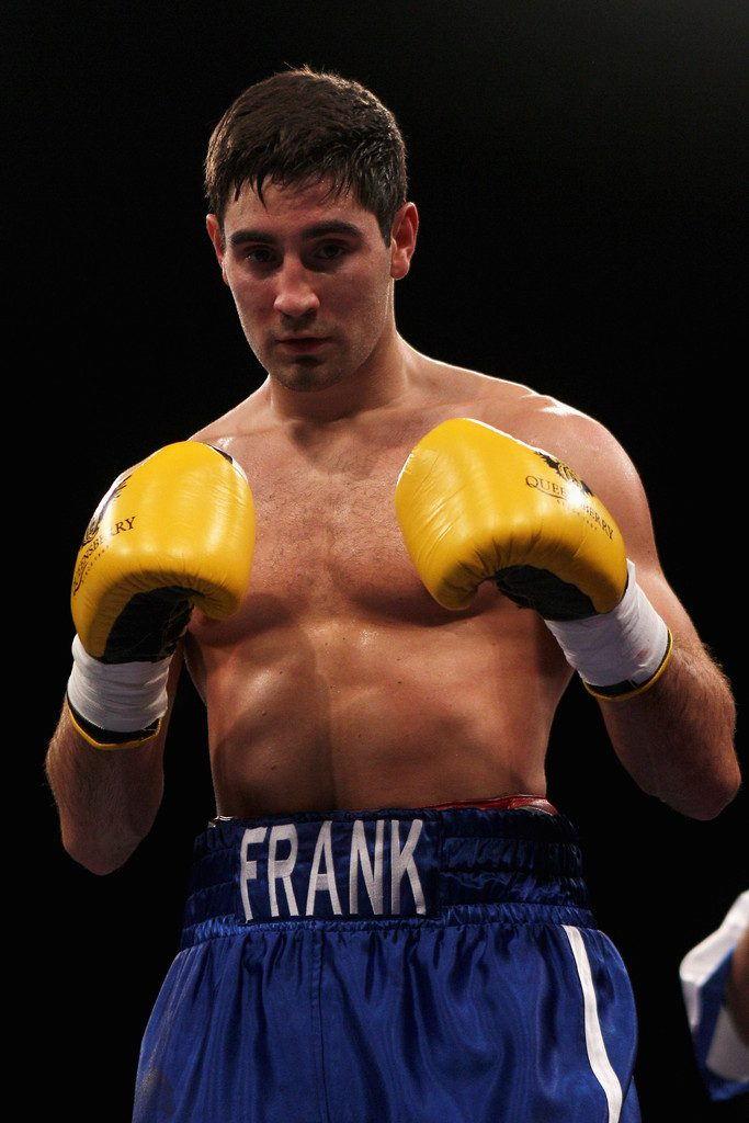 1st Vs Monteith Frank Buglioni