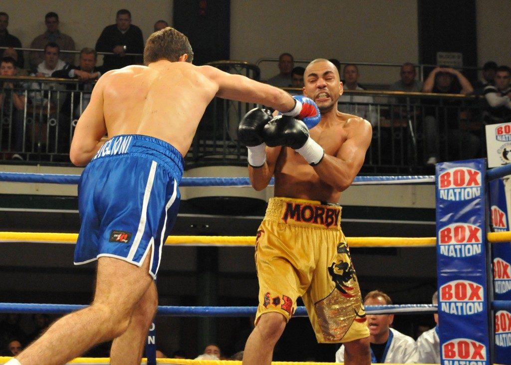 2nd vs Morby - Frank Buglioni