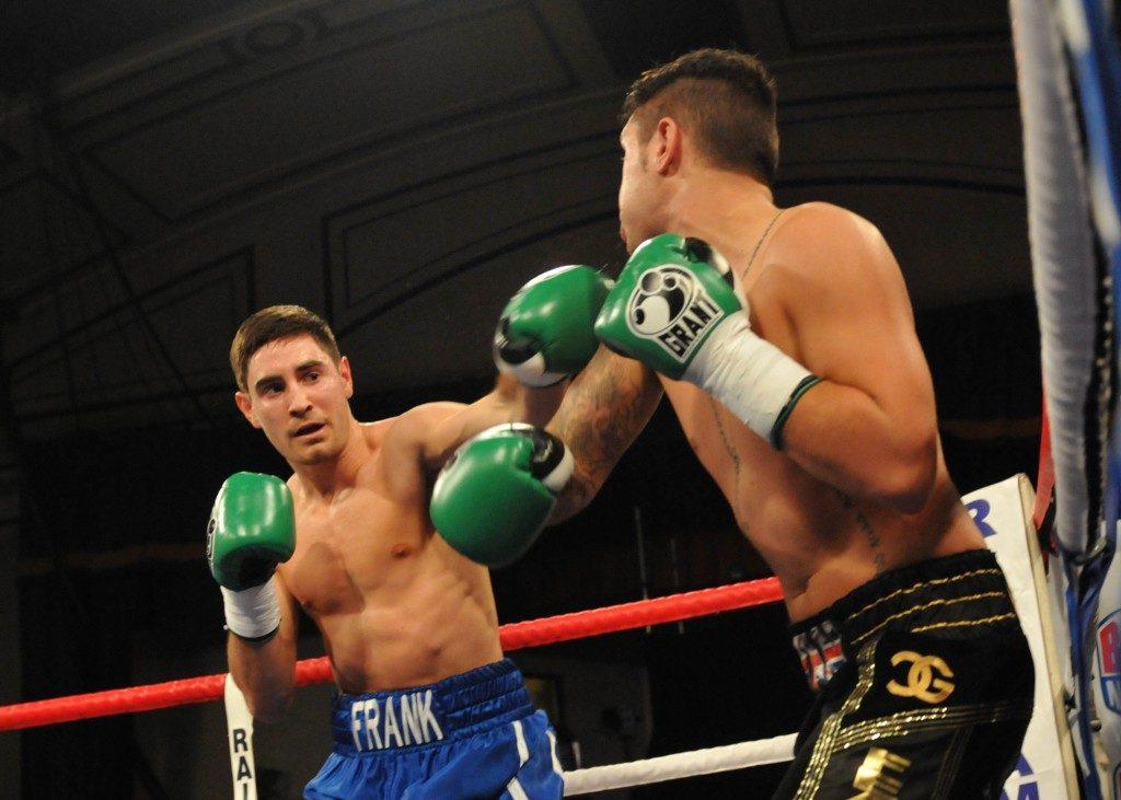 3rd vs Clark - Frank Buglioni