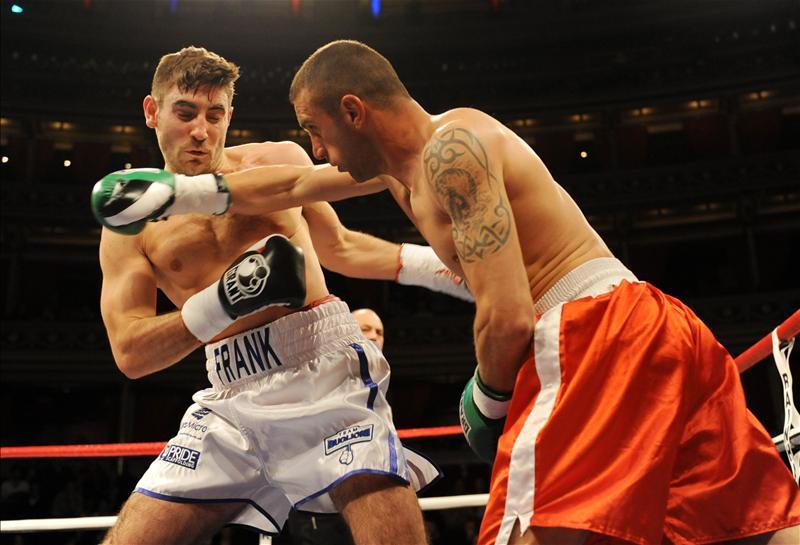 Frank Buglioni 4th vs Borisov
