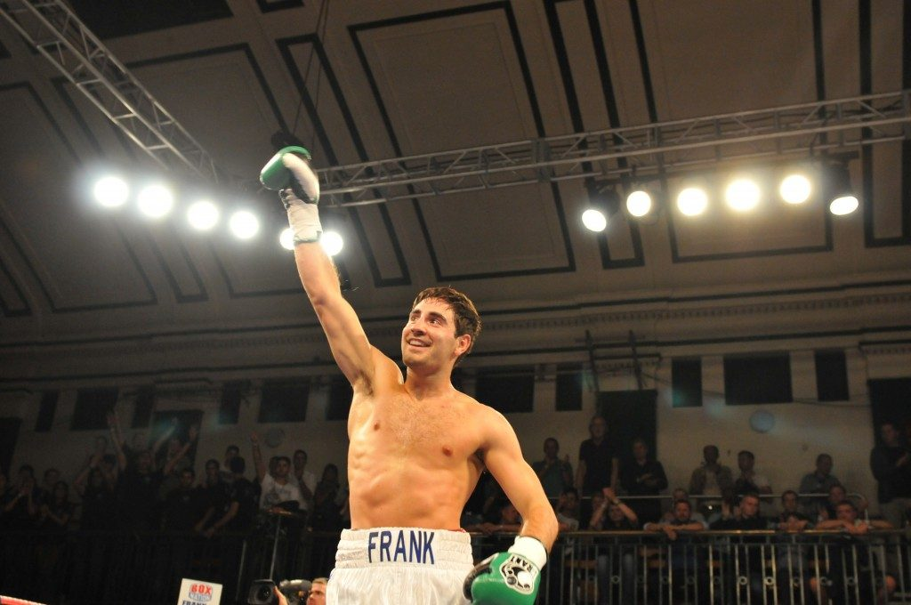 6th vs Rea - Frank Buglioni