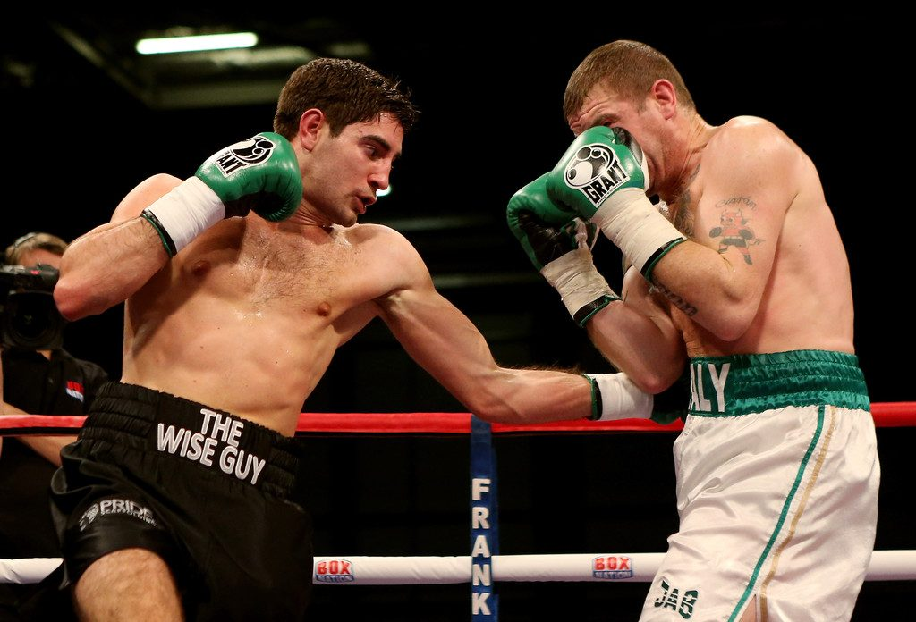7th vs Healey - Frank Buglioni