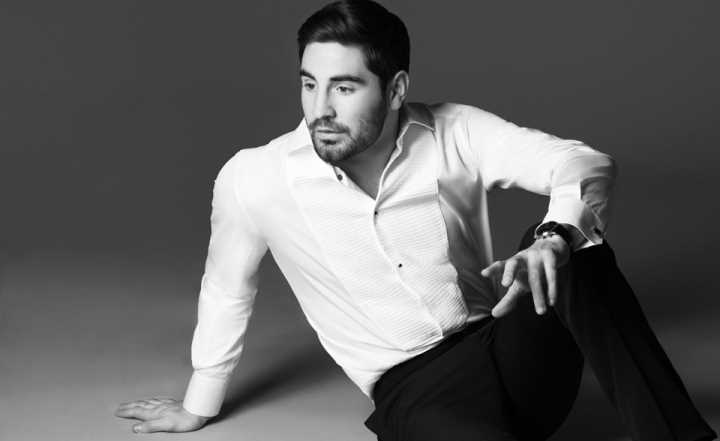 ONE TO WATCH by Mr Porter - Frank Buglioni